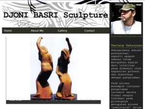 Djoni Basri Sculpture